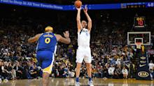 Warriors fall to Mavericks by 35 in worst home loss of Steve Kerr era as Dirk drops 21 points
