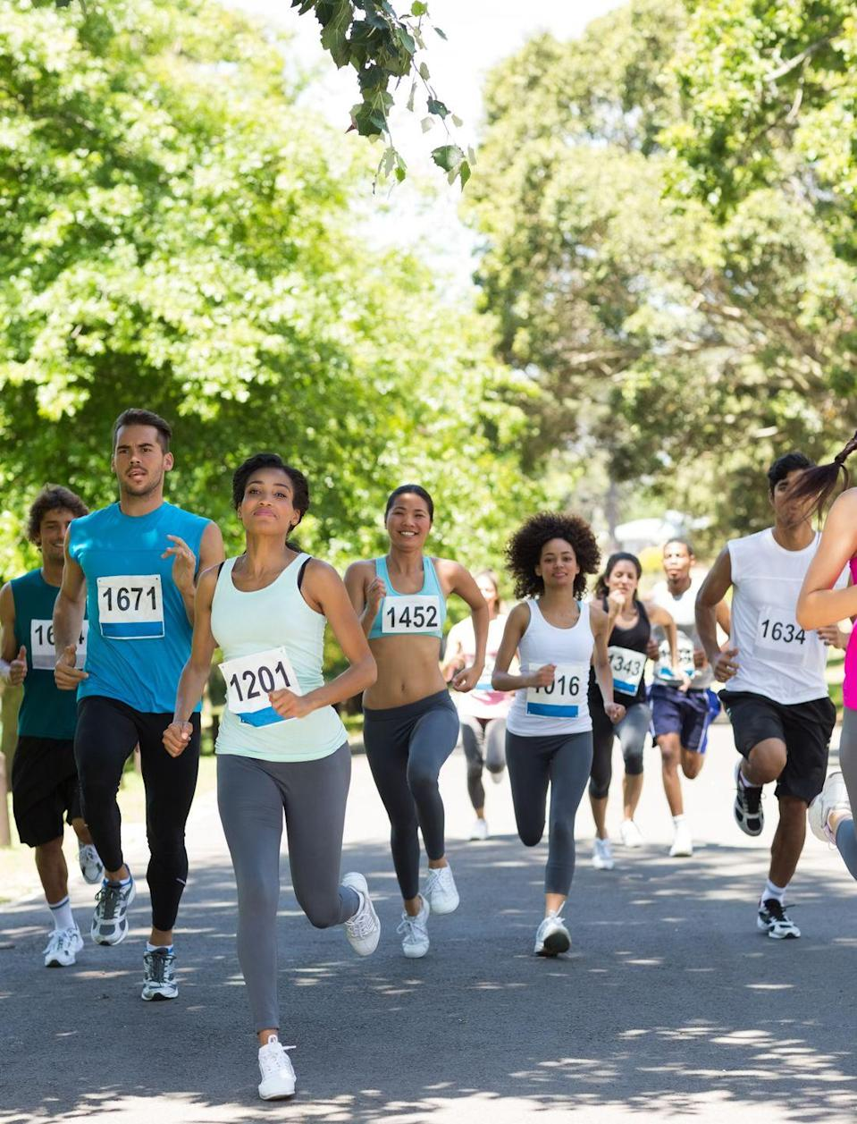 """<p>Lace up your sneakers and get ready to sweat before your big St. Patrick's Day party with a festive fun run. There are several races around the country you can participate in that allow for some friendly competition and charitable donations before the day's festivities.</p><p><a class=""""link rapid-noclick-resp"""" href=""""https://www.amazon.com/LERMX-Quick-Handheld-Bottle-Hydration/dp/B06Y1G3MKG/?tag=syn-yahoo-20&ascsubtag=%5Bartid%7C10050.g.30796247%5Bsrc%7Cyahoo-us"""" rel=""""nofollow noopener"""" target=""""_blank"""" data-ylk=""""slk:SHOP REUSABLE WATER BOTTLES"""">SHOP REUSABLE WATER BOTTLES</a></p>"""