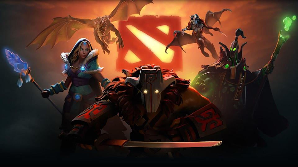 Dota 2 will be getting a new hero in mid-December, expanding the game's roster of heroes to 120. (Photo: Dota 2 blog)
