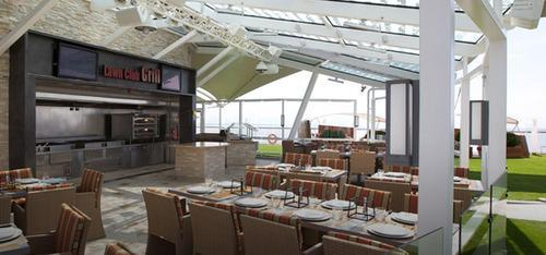 celebrity cruises grill