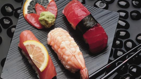What the fish monger at whole foods market is eating for What is sushi grade fish