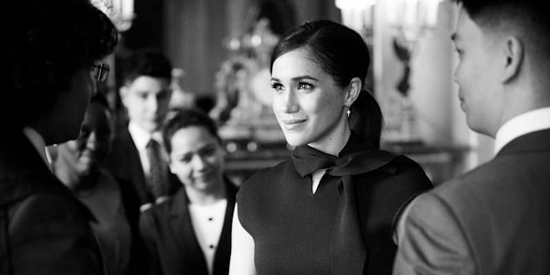 Photo credit: The Duke and Duchess of Sussex / Chris Allerton