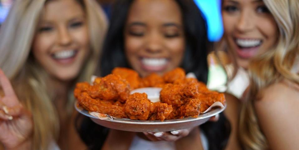 Photo credit: Hooters - Facebook