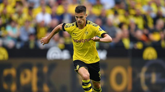 Benfica have secured the signing of Julian Weigl from Borussia Dortmund in a reported €20million deal.