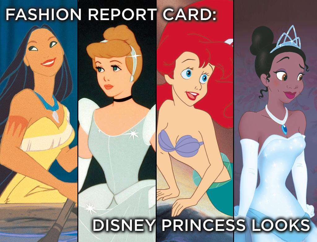"Let's face it, Disney princesses are the fashion divas of the animated world. When they look good, girls everywhere want to dress up and land Prince Charming. When they don't, they might as well just stay in bed (we're looking at you, Sleeping Beauty). So which princess really is the ""fairest one of all""? Click ahead and find out."