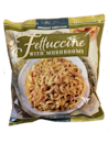 <p>These come in cute little nests of noodles, which makes it easier to portion out meals if you're not making it all at once. The mushroom sauce was light but creamy, and it was super easy to make ... just throw it all in a big pan and you're good to go.</p>