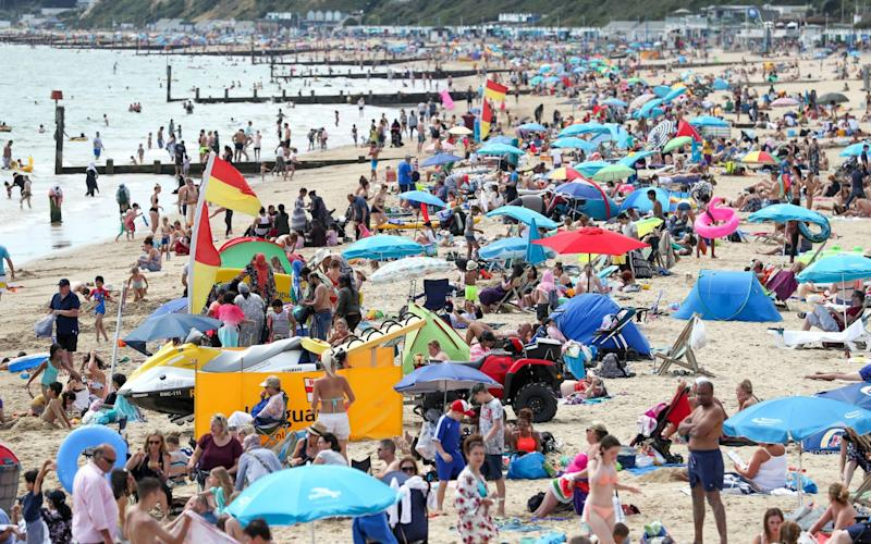 Tens of thousands are expected to head to the beaches this weekend - PA
