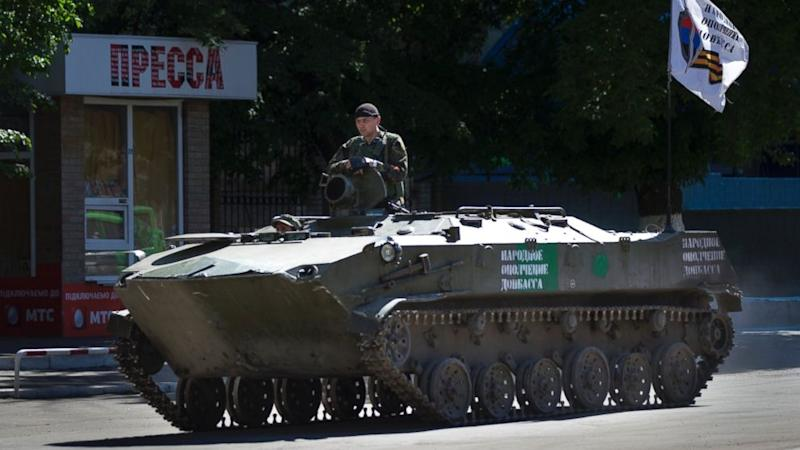 Russian Troops Pull Back From Ukraine Border, Putin Says