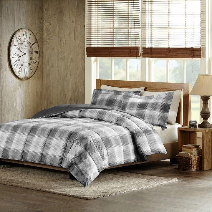 <p>This <span>Comforter Set</span> ($53-$84) will make it hard to leave your bed.</p>