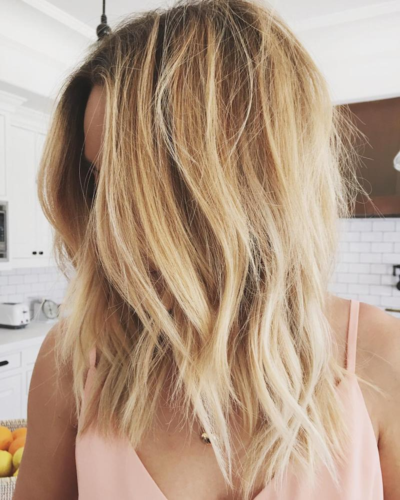 Lauren Conrad's New 'Soft Shag' Lob Will Be Your Next Hair ...