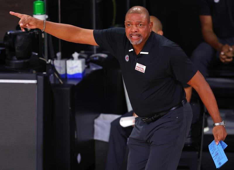 LA Clippers coach Rivers outraged at Blake shooting