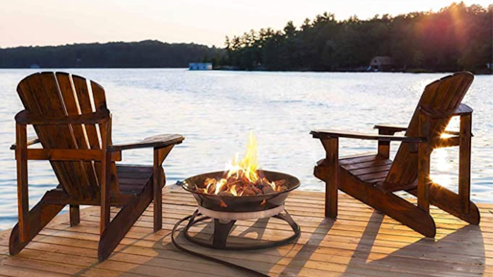 The Outland Firebowl is on sale for Amazon Prime Day 2021.
