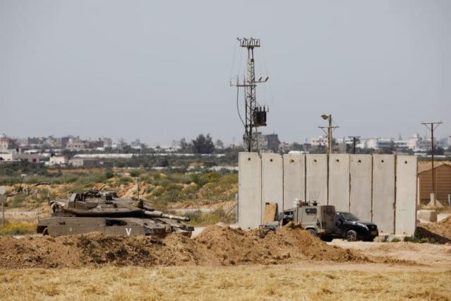 Israel Uncovers Cross-border Tunnel from Gaza Strip, Military Holds Hamas Responsible