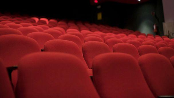 PHOTO: A stock photo of a movie theater is seen here. (STOCK PHOTO/Getty Images)