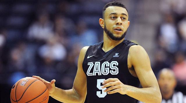 Gonzaga is in its third straight Sweet 16 and will take on West Virginia in the West Region's semifinals on Thursday.
