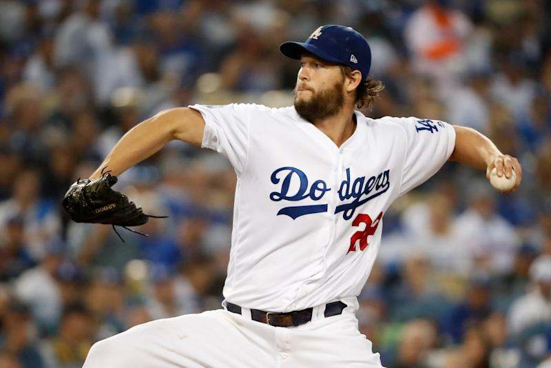 Clayton Kershaw shut down indefinitely due to 'unknown arm injury'