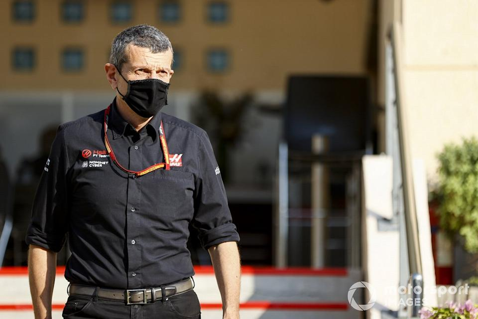 """Guenther Steiner, Team Principal, Haas F1<span class=""""copyright"""">Andy Hone / Motorsport Images</span>"""