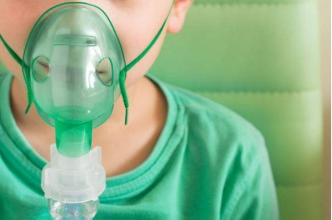 nebulizer for baby congestion