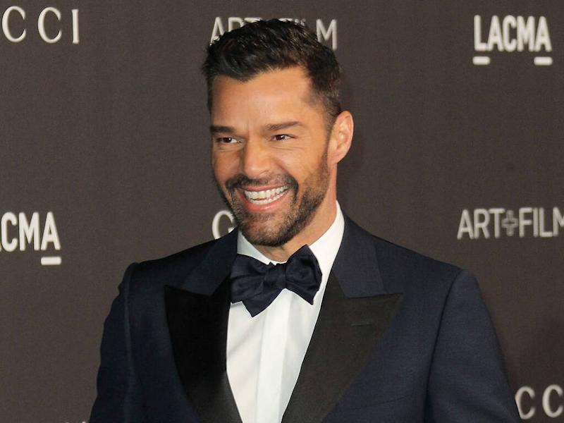Ricky Martin keen to 'discover himself' with more acting roles