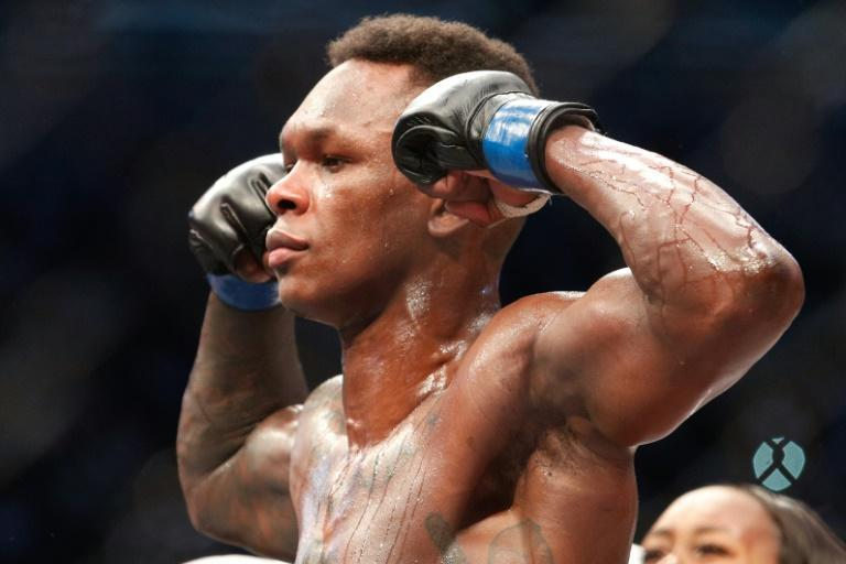Adesanya's rise has captured the imagination in MMA