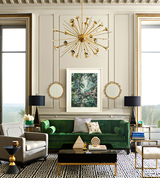 <p>If you've been searching for the perfect piece of furniture to add a touch of luxury to your living room, look no further than a velvet sofa. Velvet is a designer-approved fabric that can add a cozy vibe to a living area—one of the most used spaces in your home. </p><p>Thankfully, they're available in a slew of colors and silhouettes, so you're guaranteed to find the best option for your lifestyle. Scroll down for a look at 22 glamorous velvet sofas we're obsessed with right now.  </p>