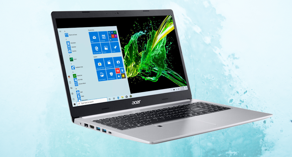Save $100 on the Acer Aspire 5 15.6