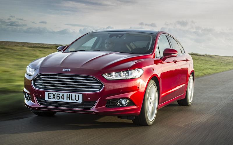Ford plans to scrap its long-standing Mondeo model - Motor Car Ford Mondeo