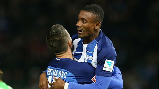 The 32-year-old came off the bench to secure maximum points for the Old Lady at the Volksparkstadion on Saturday
