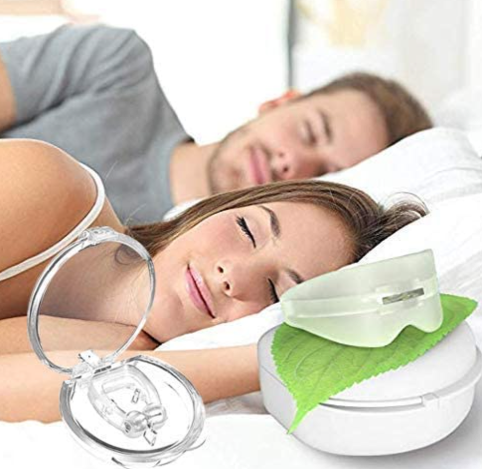 Votala Anti-Snoring Solution (Photo via Amazon)