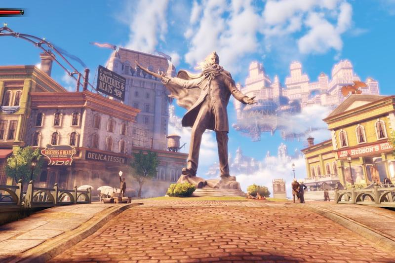 Sorry Twitch viewers, 'BioShock: The Collection' lacks streaming support