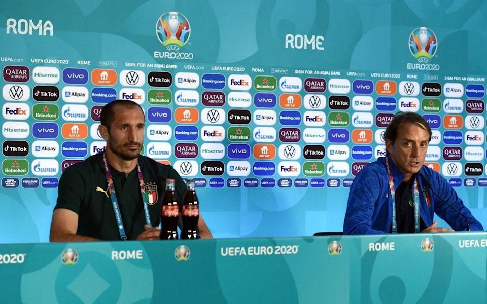 Euro 2020 latest news: Turkey vs Italy to kick off delayed tournament - live updates - HANDOUT/AFP