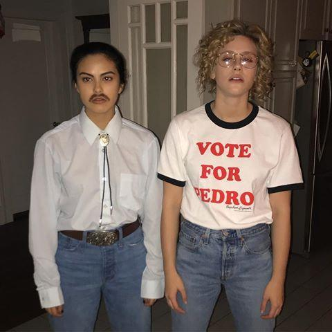 "<p>Camila and Lili teased that their couples costume was going to be amazing, and they did not disappoint! The pair dressed as the best friends from <em>Napoleon Dynamite. </em></p><p><a href=""https://www.instagram.com/p/Bpdrqc-lj1c/?utm_source=ig_embed&utm_medium=loading"" rel=""nofollow noopener"" target=""_blank"" data-ylk=""slk:See the original post on Instagram"" class=""link rapid-noclick-resp"">See the original post on Instagram</a></p>"