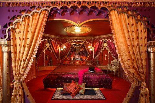 Set in 1900s Paris, 'Moulin Rouge!' is another source of maximalist decor inspiration. (20th Century Fox)