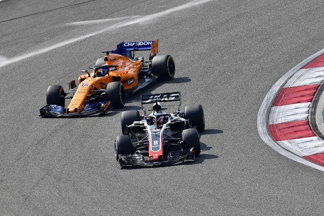 F1 faces final chance for 2019 overtaking changes