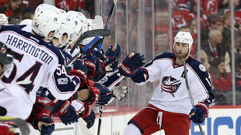 Blue Jackets revel in franchise's first 100-point season: 'We're just getting started'
