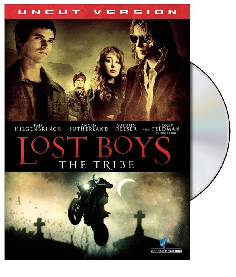 <p><b>Not Starring: </b>Kiefer Sutherland, Jason Patric</p><p><b>Also Released:</b> <i>Lost Boys: The Thirst (2012), which also featured Feldman, but no Sutherland</i></p>