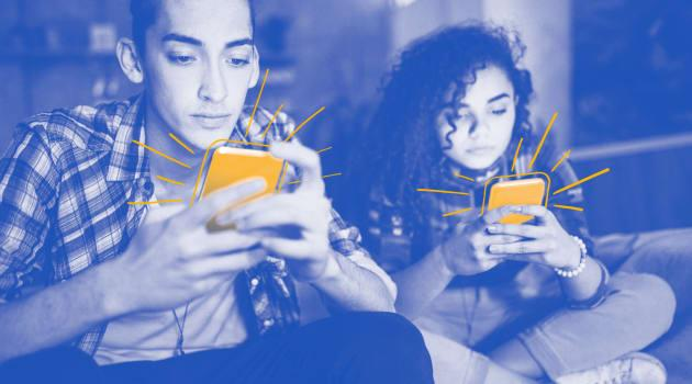 Consumers Struggle With Tech Addiction