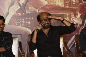 Superstar Rajinikanth: I don't see any progress in my acting