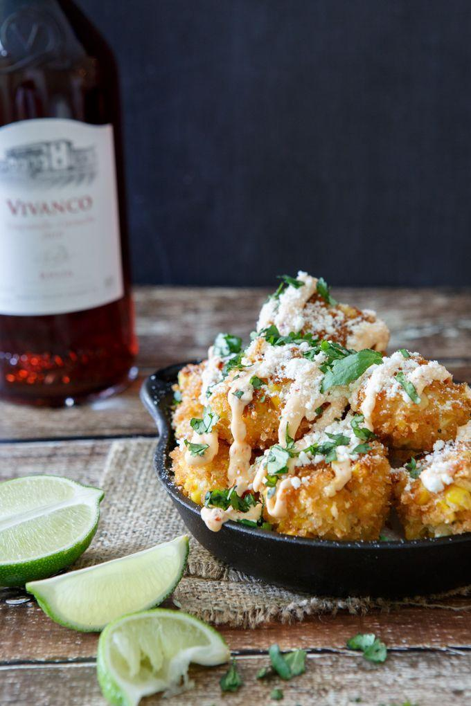 """<p>If you love Mexican street corn, just wait until you try it fried.</p><p>Get the recipe from <a href=""""http://sharedappetite.com/recipes/mexican-street-corn-croquettes/"""" rel=""""nofollow noopener"""" target=""""_blank"""" data-ylk=""""slk:Shared Appetite"""" class=""""link rapid-noclick-resp"""">Shared Appetite</a>.</p>"""