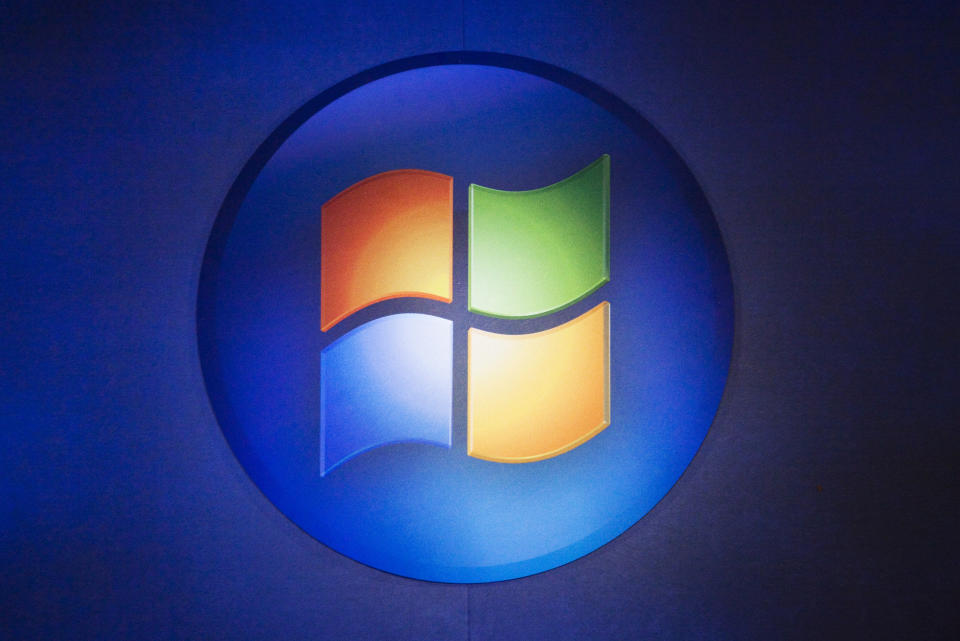Scammers target Microsoft users. Source: REUTERS/Mark Blinch