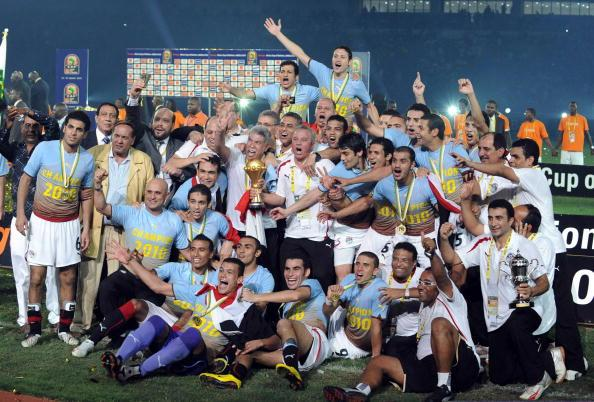 AFCON final: Ghana v Egypt : News Photo