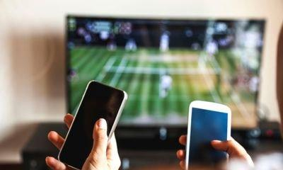 Gambling firms back ban on betting adverts during live TV sport