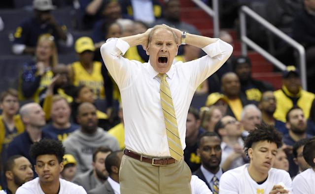 <p>John Beilein, Michigan: $3,370,000 </p>