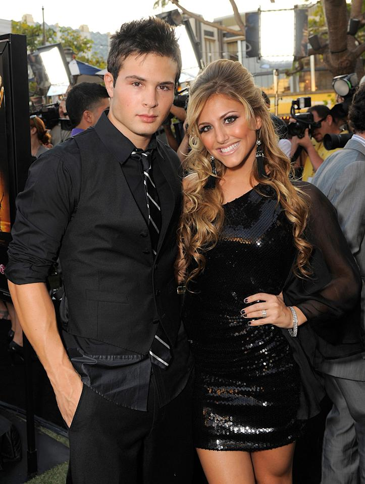 "<a href=""http://movies.yahoo.com/movie/contributor/1810116389"">Cody Longo</a> and <a href=""http://movies.yahoo.com/movie/contributor/1810116390"">Cassie Scerbo</a> at the Los Angeles premiere of <a href=""http://movies.yahoo.com/movie/1810033914/info"">Fame</a> - 09/23/2009"