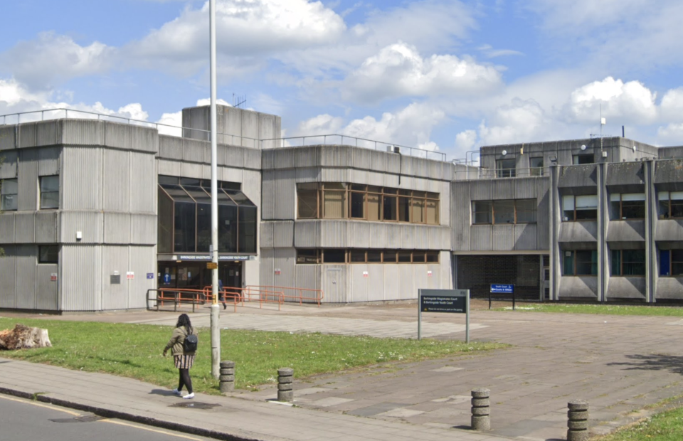 Wallace was sentenced at Barkingside Magistrates' Court. (Google Maps)