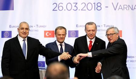 Expectations from meeting in Varna — Turkey-EU