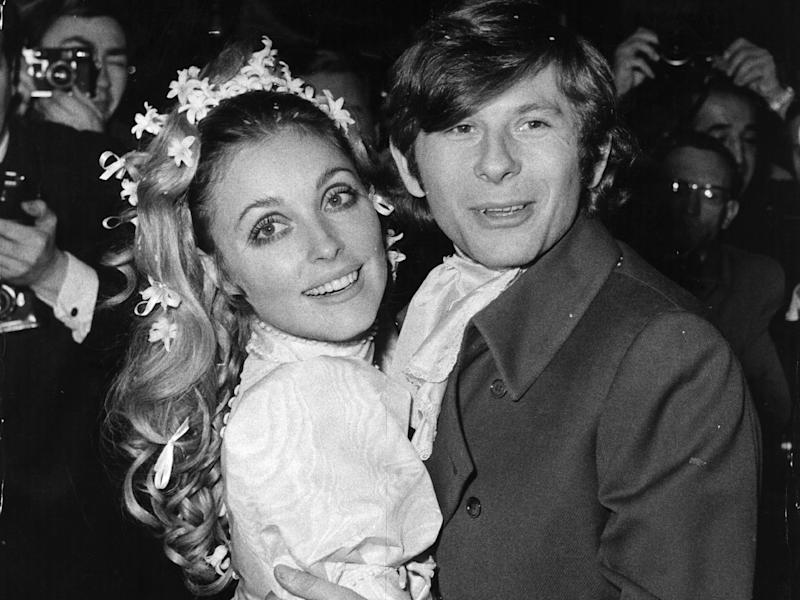 sharon tate wedding