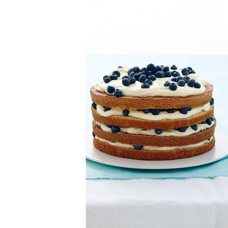 """<p>Sometimes, it's best to stick to something simple. This recipe is perfect for novice bakers who want to whip up something special. </p><p><em><strong><a href=""""https://www.womansday.com/food-recipes/food-drinks/recipes/a13417/lemon-blueberry-layer-cake-recipe-wdy0414/"""" rel=""""nofollow noopener"""" target=""""_blank"""" data-ylk=""""slk:Get the Lemon Blueberry Cake recipe"""" class=""""link rapid-noclick-resp"""">Get the Lemon Blueberry Cake recipe</a>.</strong></em></p>"""