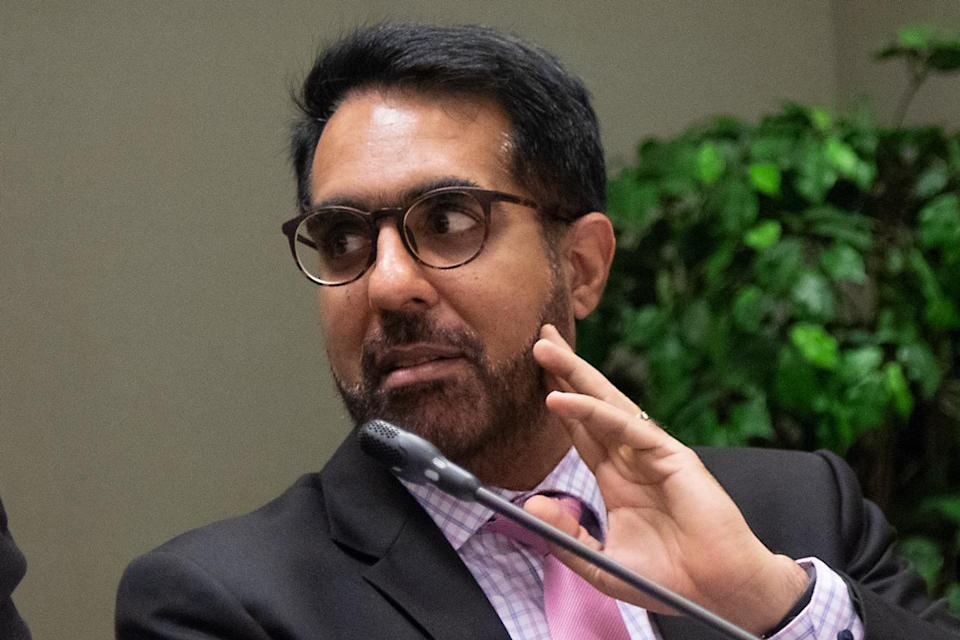 Aljunied GRC MP and Workers' Party leader Pritam Singh (PHOTO: Dhany Osman / Yahoo News Singapore)