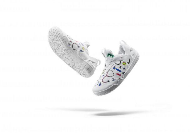 PHOTO: Nike releases new Air Zoom Pulse designed for medical workers. (Nike)